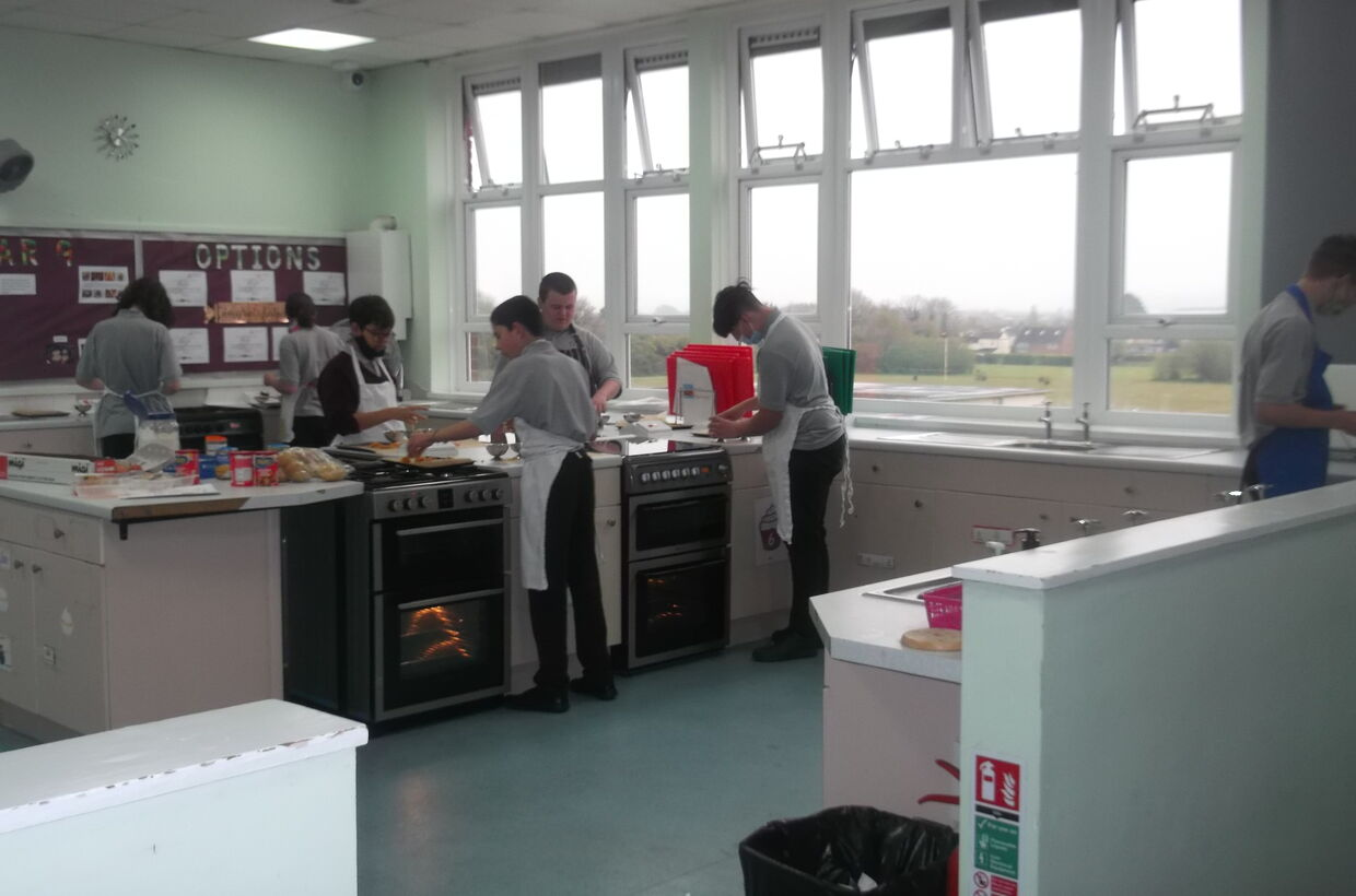 Year 9 Catering and Food Technology Class Update Term 5 Week 2