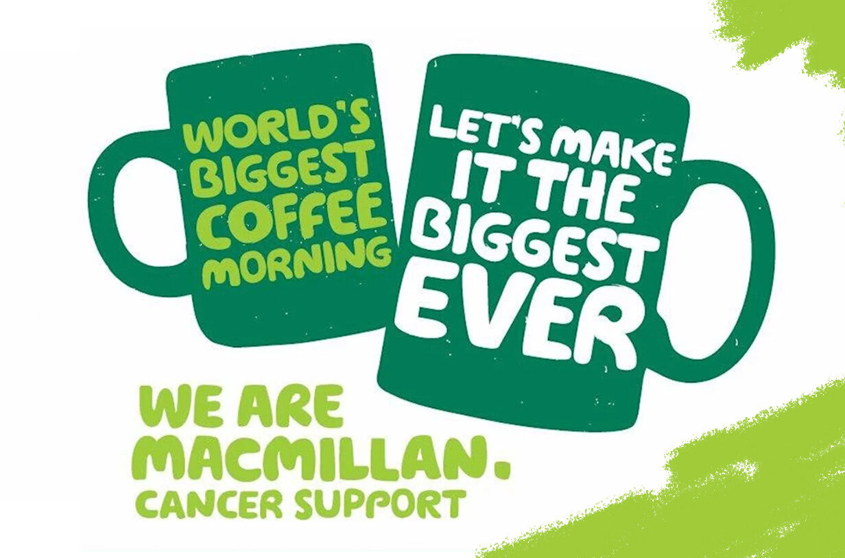 School Coffee Morning Supports the Fight Against Cancer