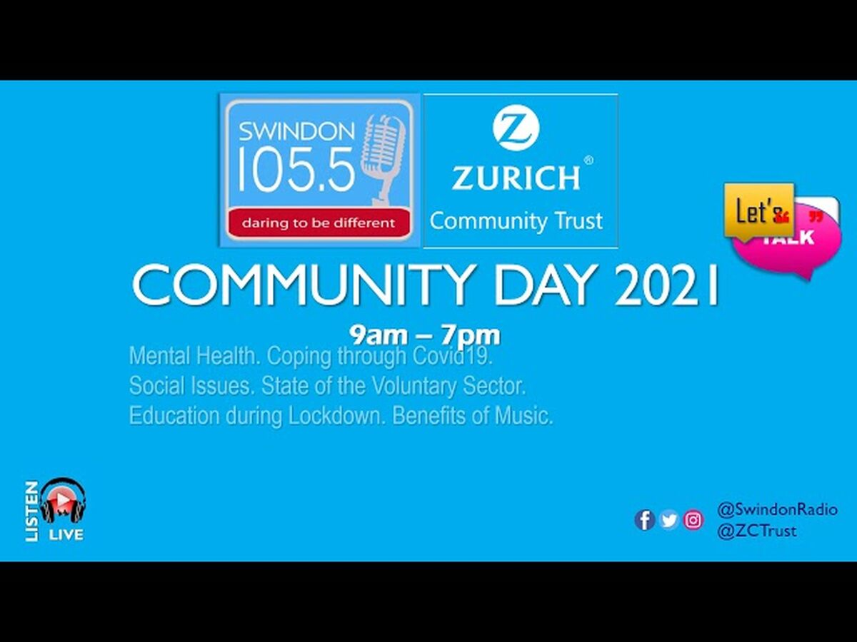 Community Day Advert